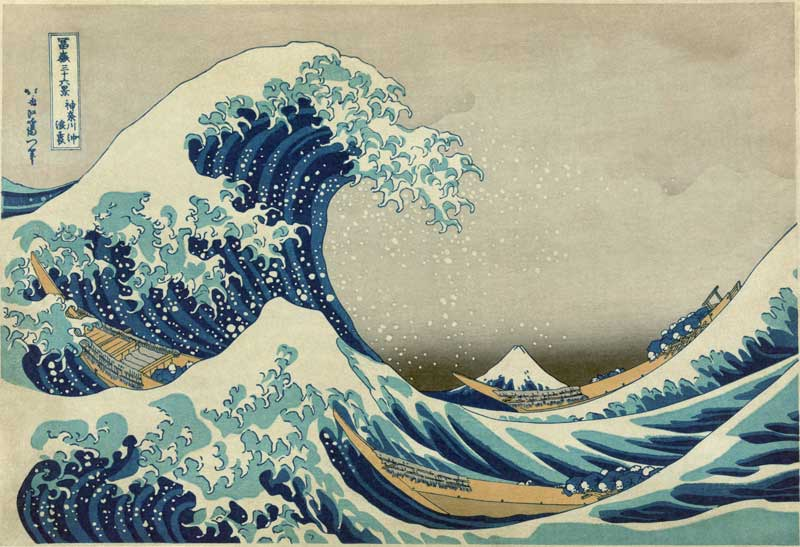 Great Wave off Kanagawa (wikimedia.org)