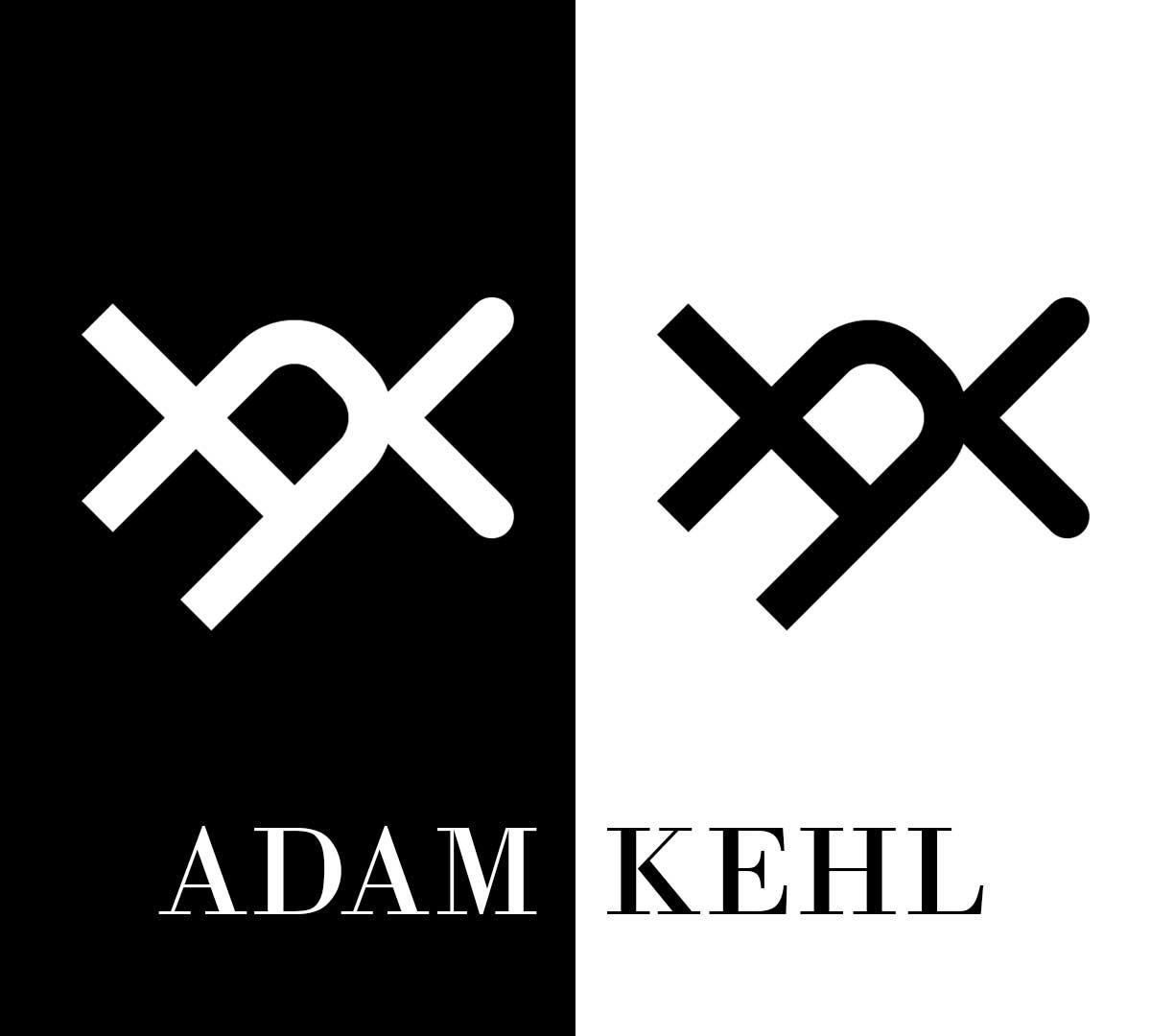 Adam Design simple logo design ~ adam kehl