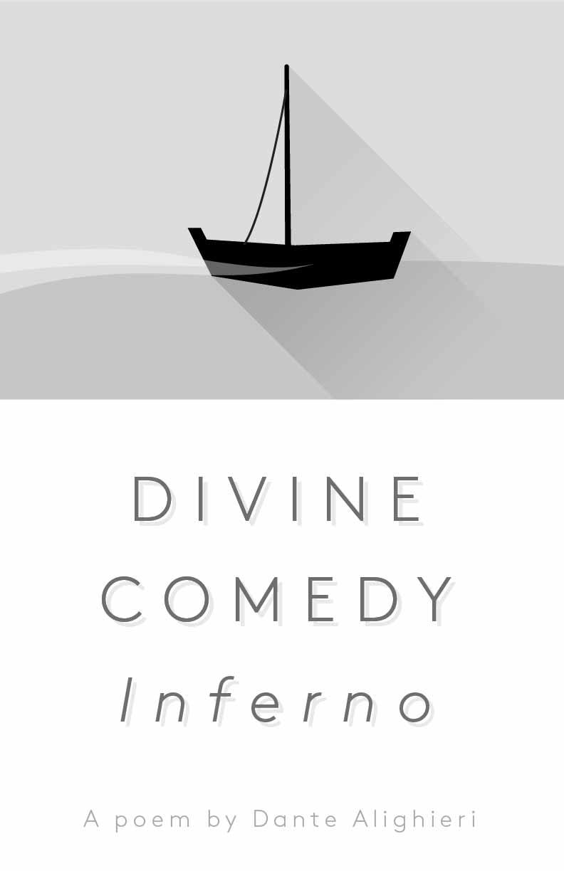 Dantes Inferno Playdead Limbo Boat Flat Design