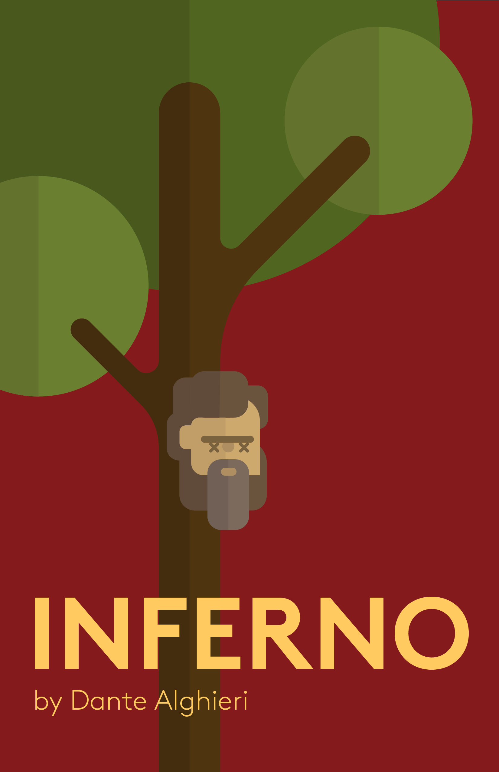 Inferno Guy in Tree